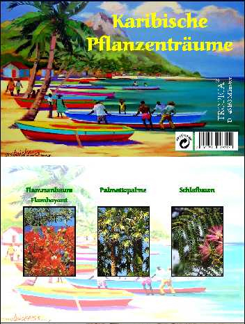 Karibische Pflanzenträume