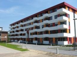 Appartementanlage mit 70 WE