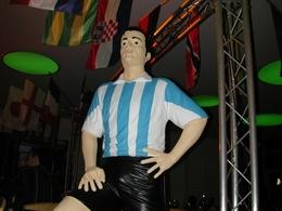 Fussballer-Figuren