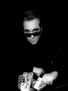 Pokerfoto Rolf Schmiel
