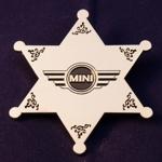 Sheriffstern Mini